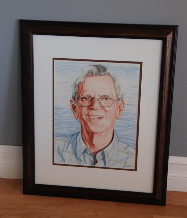 Dr Bell Portrait